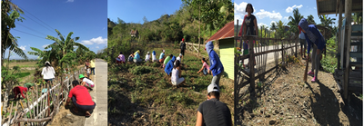 community diagnosis of purok mahayag barangay Goal: accessible and safe drinking water for all residents of tuboran, mahayag, zds general objective: to improve the access to safe water in barangay tuboran.